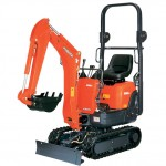 0.8T Excavator Length 1580mm Width 700mm Minimum Height 1655mm