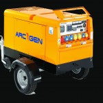 15KVA Towed Generator  16A/32A 415/230/110V  Length 1520mm Width 730mm Height 790mm Weight 490Kgs Fuel Consumption @ 75% 3.8L per Hour