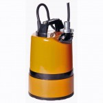25mm Submersible Pump Max Pumping Capacity 170L/Min Voltage 110V Maximum Submersion Depth 20M Weight 12Kgs