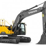 25T Excavator 4650mm Track Length 4650mm Width 3190mm Height 3510mm