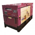 30KVA Generator 32A/63A 230/415V Length 1900mm Width 860mm Height 1130mm Weight 1060Kg Fuel Consumption @ 75% 5.9L