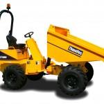 3T Dumper Length 4100mm Width 1650mm Height 3092mm Unladen Weight 2160Kgs