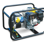 3KVA Petrol Generator  16A 230/110V  Length 560mm Width 440mm Height 420mm Weight 38Kgs