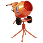 4/3 Mixer Drum Volume 130L Petrol/110V Weight 61Kgs/55Kgs