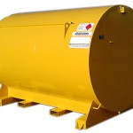 4500L Fuel Tank Length 2900mm Width 1830mm Height 1980mm Empty weight 1450Kg Full weight 5365Kg Built in fork pocket