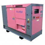 60KVA Generator 32A/63A  230V/415V Output Length 2200mm Width 1000mm Height 1350mm Weight 1690Kgs Fuel Consumption @ 75% 9.7L per Hour