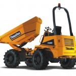 6T Dumper Length 5082mm Width 2280mm Height 3300mm Unladen Weight 4480Kgs