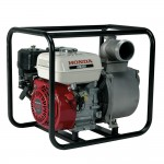 75mm Water Pump Running Time 1.9 hours Max Pumping Capacity 1100L/Min Dimensions 510mm x 386mm x 454mm Weight 26Kgs