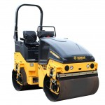 120 Double Drum Roller Weight 2700Kgs