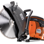 Husqvarna K760 Saw Blade Diameter 300mm Cutting Depth 100mm Weight 9.6Kgs HAVS 2.4m/s²