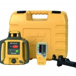 Laser Level Working Area 800M Rotation Speed 600RPM Dimensions 216mm x 195mm x 177mm