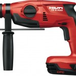 Hilti TE-2 A22 Cordless Rortary Hammer 21.6v SDS plus Weight 2.7Kg Havs 15 m/s
