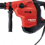 Hilti TE-80 Combi Hammer 110v SDS Max Weight 9.7Kg Havs 7.5 m/s