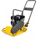 Vibrating Plates Plate Size 300mm-400mm Weight 50Kgs-76Kgs c/w Water Bottle HAVS 6.9m/s²