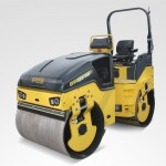 135 Double Drum Roller Weight 3900Kgs